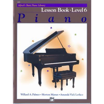 LESSON BOOK 6