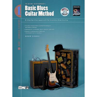 Basic Blues guitar method 1