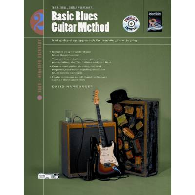 Basic Blues Guitar Method 2