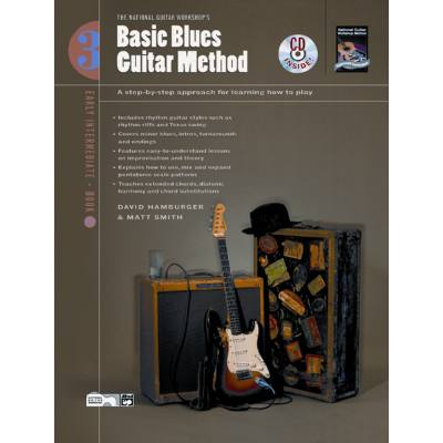 Basic Blues Guitar Method 3