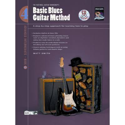 Basic Blues Guitar Method 4