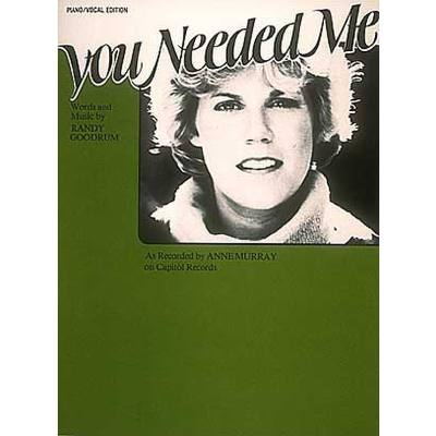 you-needed-me