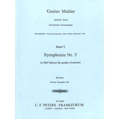 Sinfonie 5 cis-moll