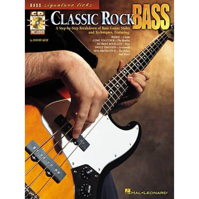 Classic rock bass - a step by step breakdown