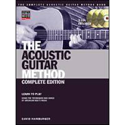 Acoustic guitar method - complete edition