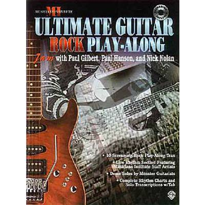 Ultimate guitar Rock play along