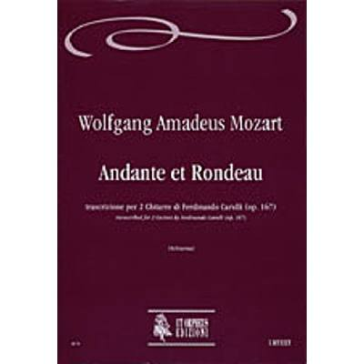 Andante + Rondeau op 167