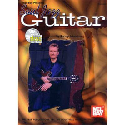 Soul Jazz guitar