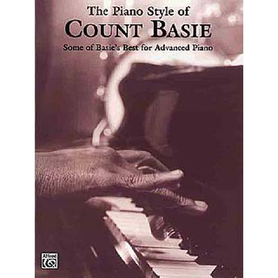 Piano style of Count Basie