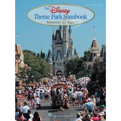 disney-theme-park-songbook