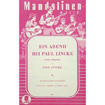 Ein Abend mit Paul Lincke