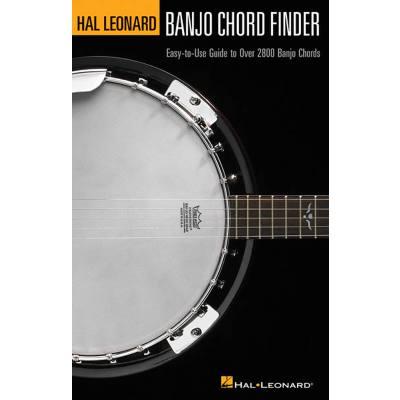 Banjo chord finder