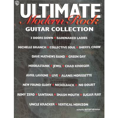 Ultimate modern Rock guitar collection