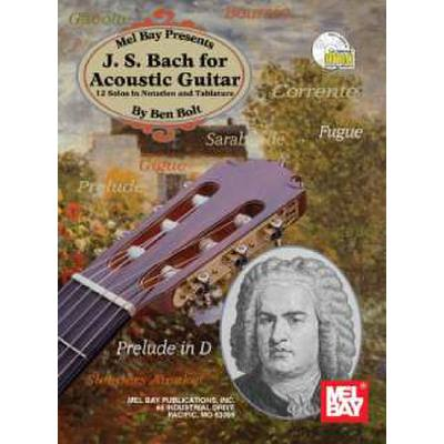 Bach for acoustic guitar