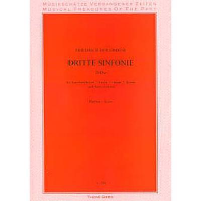 Sinfonie 3 D-Dur