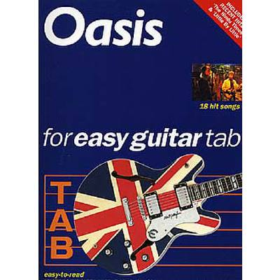 Oasis for easy guitar