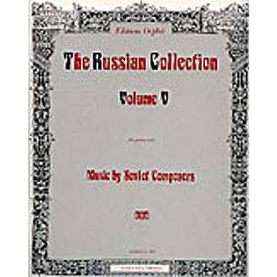 THE RUSSIAN COLLECTION 5