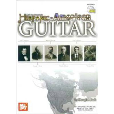 Hispanic american guitar