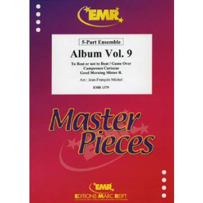 MASTER PIECES ALBUM 9