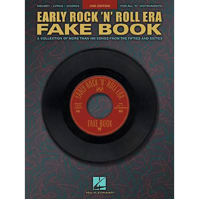 Early Rock n Roll era fake book