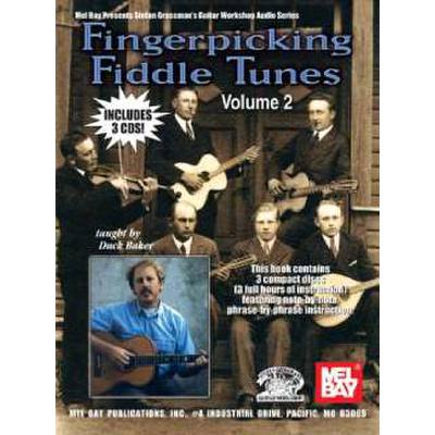 Fingerpicking fiddle tunes 2