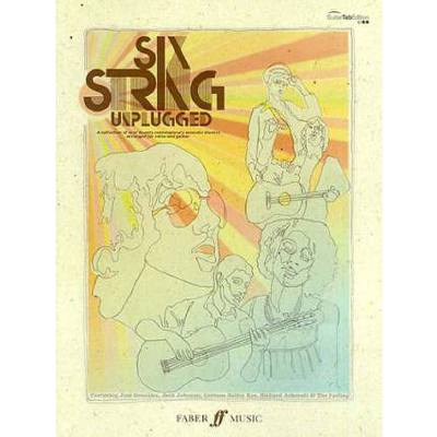 Faber Music Six String Unplugged - Guitar Tab jetztbilligerkaufen
