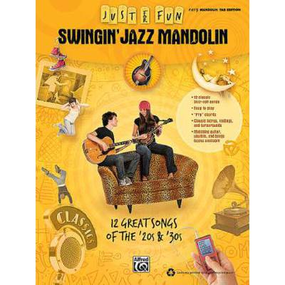 Just for fun - Swingin' Jazz mandolin
