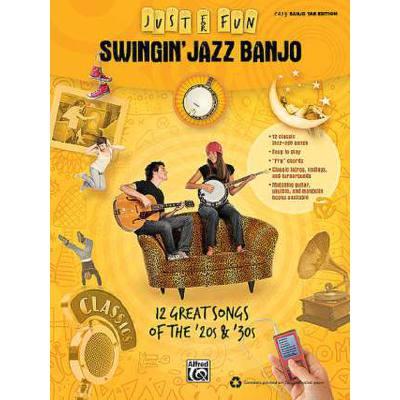 Just for fun - Swingin' Jazz banjo