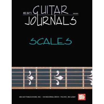 Guitar journals - scales