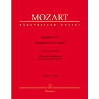 Sinfonie G-Dur KV Anh 221 (45a) (frühe + späte Fassung)