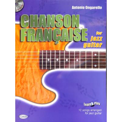 Chanson francaise for Jazz guitar
