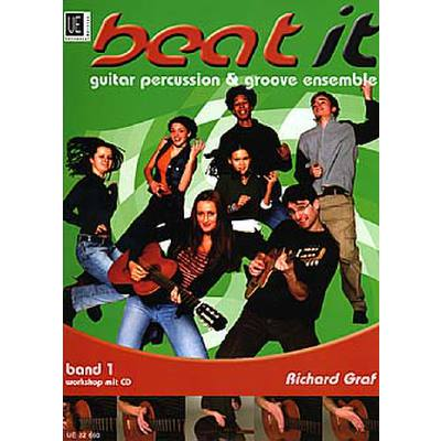 Beat it 1 - Guitar percussion + Groove ensemble
