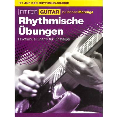 Rhythmische Übungen (Fit auf der Rhythmus Gitarre)