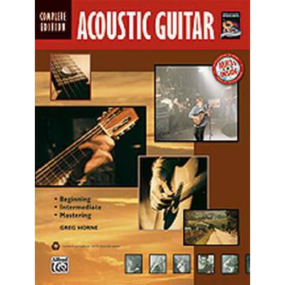 Acoustic guitar - complete edition
