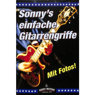 Sonny's einfache Gitarrengriffe
