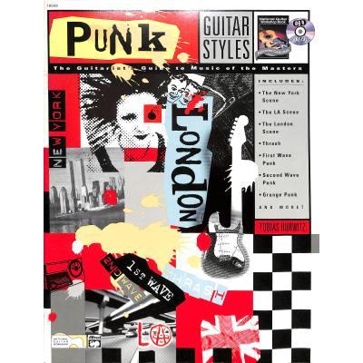 Guitar styles - Punk