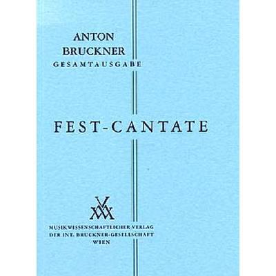 FEST KANTATE 1862
