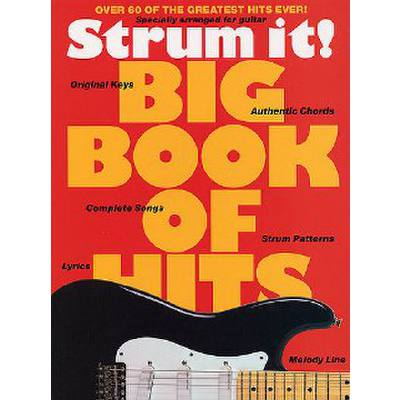 Strum it - big book of hits