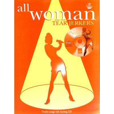 Faber Music All Woman Tearjerkers + Cd - Pvg jetztbilligerkaufen