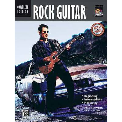 Rock guitar - complete edition