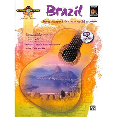 Brazil - your passport to a new world of music