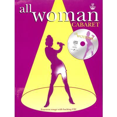 Faber Music All Woman Cabaret + Cd - Pvg jetztbilligerkaufen