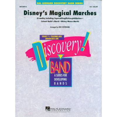 DISNEY´S MAGICAL MARCHES