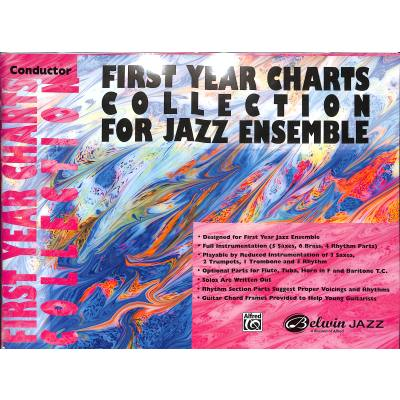 first-year-charts-collection-for-jazz-ensemble