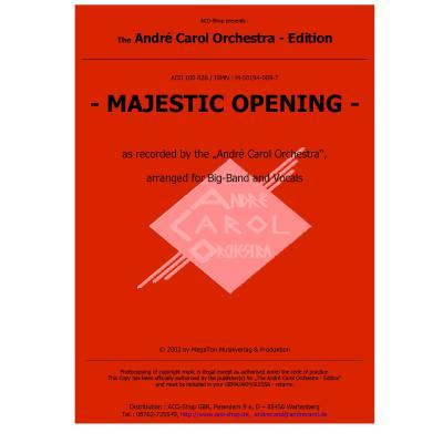 majestic-opening