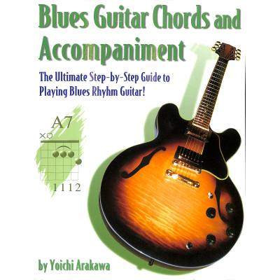 Blues guitar chords and accompaniment