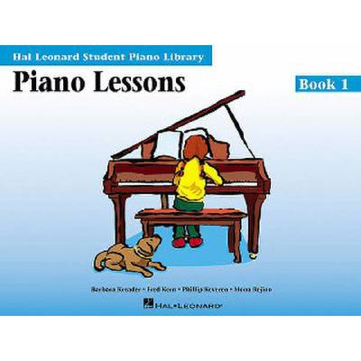 PIANO LESSONS 1