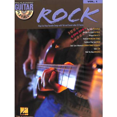 Rock guitar playalong 1