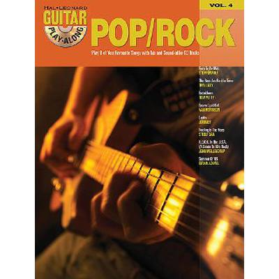 Pop / Rock guitar playalong 4