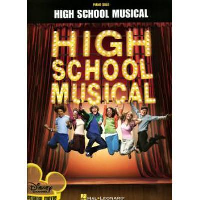 High School Musical - piano solo